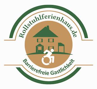 Rollstuhlferienhaus Logo 300